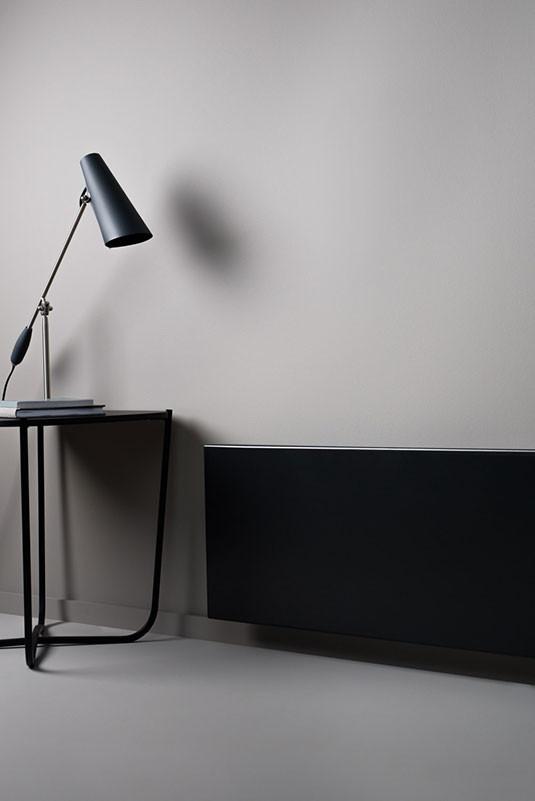 Adax Neo Wifi Gyöngyház fekete asztali lámpa