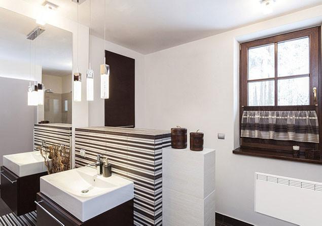 Beha modern fürdőszoba