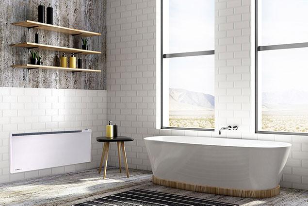 Glamox fürdőszoba világos