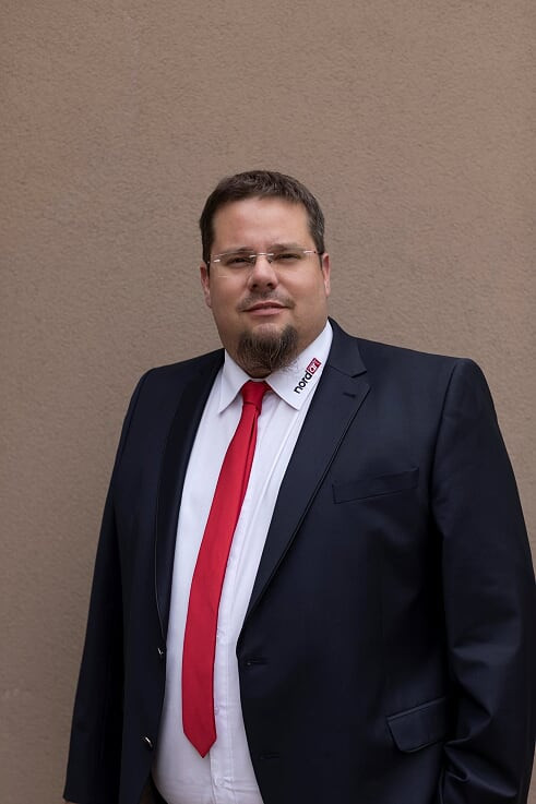 Nágel Balázs tulajdonos, ügyvezető