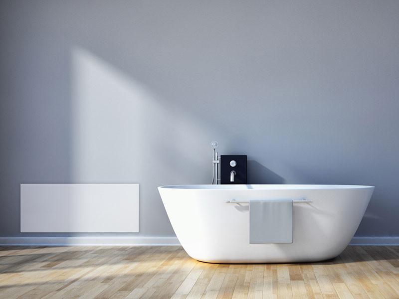 Adax ÍNeo Wifi fürdőszoba fűtés