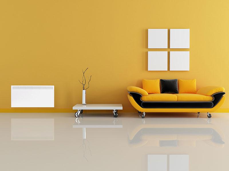 Beha sárga nappali