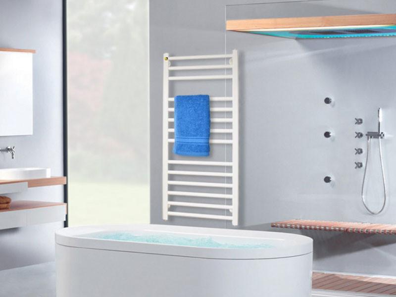 Elektra CX900N elektromos törölközőszárító fürdőszoba
