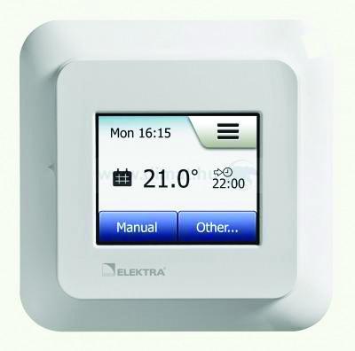 Elektra OCD5 programozható hőmérséklet szabályzó