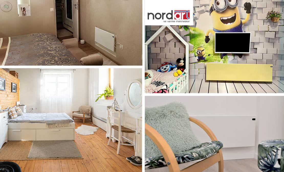 NordArt Klub, az elektromos fűtés kedvelőinek