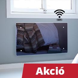 Adax Wifi elektromos fűtőpanel kis kép